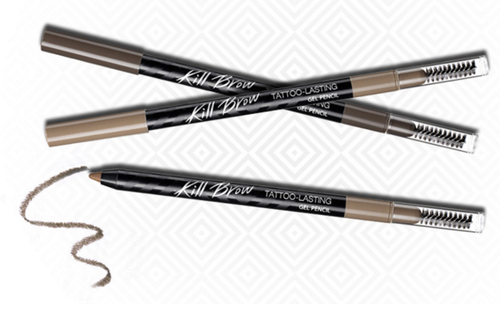Clio Kill Brow Tattoo-Lasting Gel Pencil - available in two colours