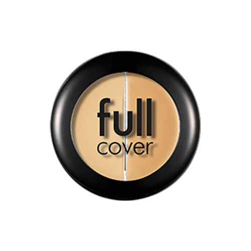 Aritaum Full Cover Cream Concealer #01 - cover imperfections easily with this concealer that offers full coverage.