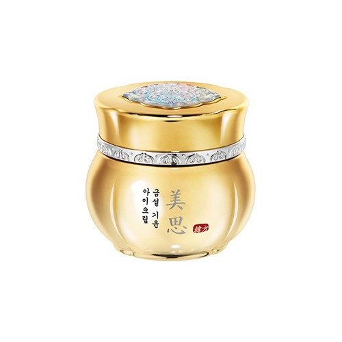 Missha MISA Geum Sul Vitalizing Eye Cream - a wonderful oriental herbal product rich in potent ingredients that firm the eye area and help to fade dark circles. Wild ginseng, deer antler, reishi mushroom extracts effectively treat wrinkles, increase elasticity and brighten the eye area.