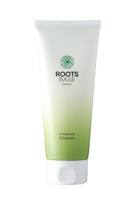 Roots Base Purifying Facial Cleanser: Effectively cleans the skin while having a gentle formula that keeps the skin moisturised.