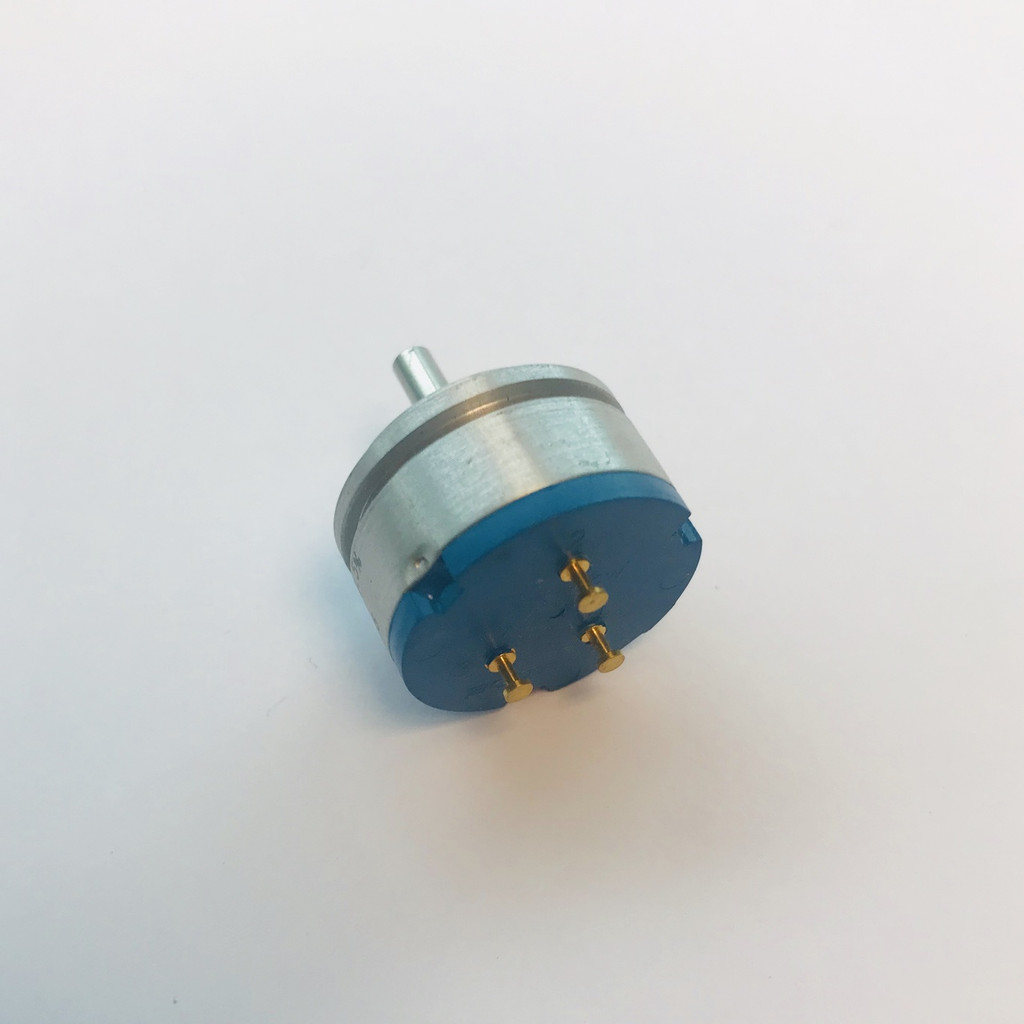 Bourns 2K Precision Potentiometer, Linear ± 0.5%, Continuous Turn, 6538S-48-202
