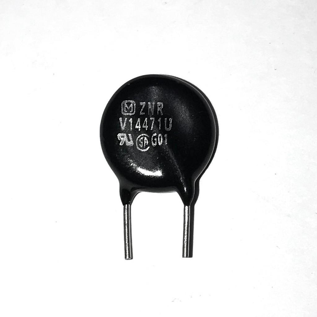 "(PKG of 10) 470V ""ZNR"" Transient/Surge, MOV Varistor, Panasonic ERZV14D471CS"