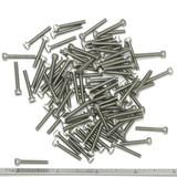 """(PKG of 100) 4-40 x 3/4"""" Socket Head Cap Screw, 18-8 Stainless Steel"""