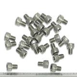 """(PKG of 25) 10-32 x 1/4"""" Socket Head Cap Screw, 18-8 Stainless Steel"""