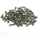 """(PKG of 100) 6-32 x 1/2"""" Socket Head Cap Screw, 18-8 Stainless Steel"""