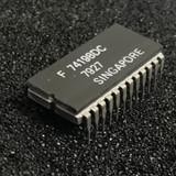 74198 8-Bit R/L Shift Register, CERAMIC CDIP-24 WIDE, Fairchild 74198DC