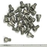 """(PKG of 25) 10-24 x 1/4"""" Socket Head Cap Screw, 18-8 Stainless Steel"""