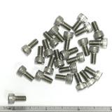 """(PKG of 25) 10-24 x 3/8"""" Socket Head Cap Screw, 18-8 Stainless Steel"""