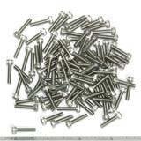 """(PKG of 100) 6-32 x 5/8"""" Socket Head Cap Screw, 18-8 Stainless Steel"""