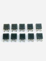 (PKG of 10) LM317M Voltage Regulator, Motorola, Adj. +1.2V to +37V, 0.5A, DPAK