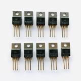 (PKG of 10) MC78M24CT Voltage Regulator, Motorola, +24 V, 0.5A, 7824, TO-220