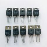(PKG of 10) 2N6109 PNP BJT Transistor, 60 V, 7 Amp, TO-220