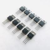 (PKG of 10) TIP111 NPN Darlington Transistor, 2A, 80V, TEXET, TO-220