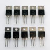 (PKG of 10) TIP117 PNP Darlington Transistor, 2A, 100V, Motorola, TO-220
