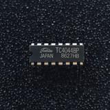 (PKG of 10) TC4044BP Quad NAND R/S latch, CD4044, DIP-16, Toshiba