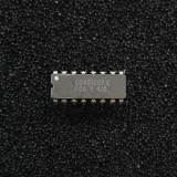 CD4512BFX, 8-Channel Data Selector, Ceramic, CERDIP CDIP-16, RCA