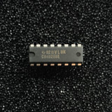 (PKG of 10) CD4028BE BCD to Decimal Decoder, PDIP-16, Texas Instruments