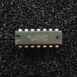 (PKG of 10) SN74LS393N Dual 4-Bit Binary Counter, PDIP-14, Texas Instruments