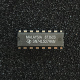 (PKG of 10) SN74LS279AN Quad S-R Latch, PDIP-16, Texas Instruments