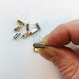(PKG of 10) 49.152 MHz Crystal, Tele Quartz Group, HC-49S Package, Low Profile