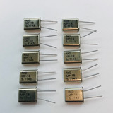 (PKG of 10) 5.7143 MHz Crystal, RXD, HC-49U Package
