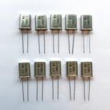 (PKG of 10) 25.175 MHz Crystal, Tokyo Denpa CO. LTD. (TEW), HC-49U Package