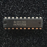SN74F574N