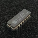 SCL4012BC Dual 4-Input NAND Logic Gate, CERAMIC, CERDIP CDIP-14, SSS