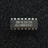 SN74LS670N