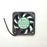 40mm 12VDC Fan, 1.3W, 5.4CFM, 6500RPM, 2-Pin, 40x40x7.5mm, Young Lin DFB400712M