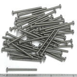 "(PKG of 50) 4-40 x 1-3/8"" Machine Screw, Phillips Pan Head, 18-8 Stainless Steel"