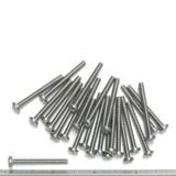 "(PKG of 25) 6-32 x 1-3/8"" Machine Screw, Phillips Pan Head, 18-8 Stainless Steel"