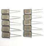 (PKG of 10) 12.0000 MHz Crystal, 22pF, 12MHz, 12.0000MHz, HC-49/U, NDK