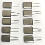 (PKG of 10) 12.288 MHz Crystal, 18pF, HC-49/U, RALTRON A-12.288-18