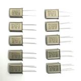 (PKG of 10) 14.7456 MHz Crystal, 18pF, HC-49/U, RALTRON A-14.7456-18