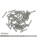 """(PKG of 50) 2-56 x 5/8"""" Socket Head Cap Screw, 18-8 Stainless Steel"""