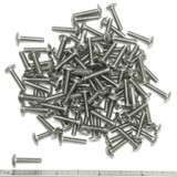 "(PKG of 100) 6-32 x 5/8"" Machine Screw, Phillips Truss Head, 18-8 Stainless Steel"