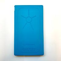 (PKG of 4) 2W SunStream Solar Panel, 5.5V 0.360Amp, USB Output, Waterproof, Blue