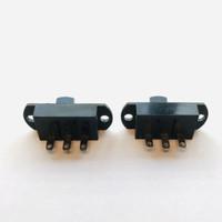 (PKG of 2) C&K Slide Switch, SPDT, 6A 125/250VAC