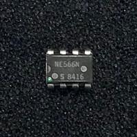 NE566N Function Generator, PDIP-8, Signetics, New Old Stock / ORIGNAL