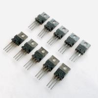 (PKG of 10) TIP117 PNP Darlington Transistor, 2A, 100V, TEXET, TO-220