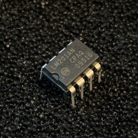 (PKG of 5) LM201AN Op Amp, PDIP-8, ON Semiconductor