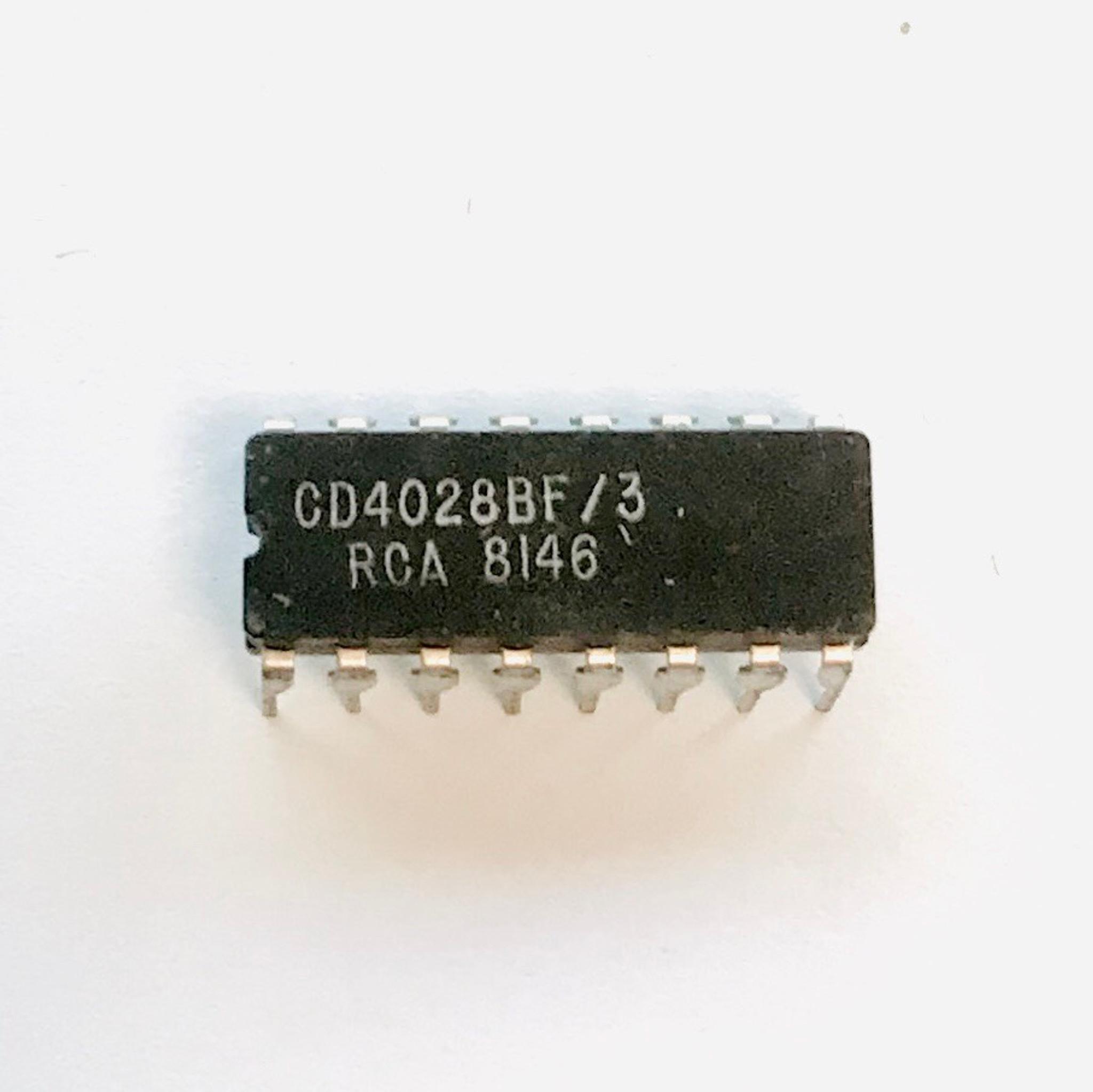 MC14553BCP CMOS IC