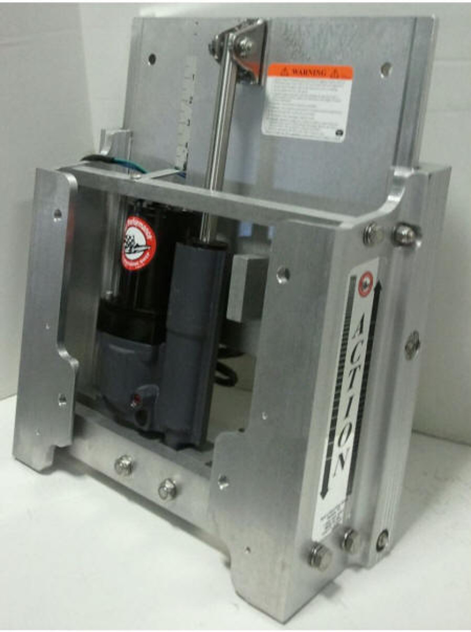 """Bobs Action 6"""" Jack Plate All in one hydraulic mode Watch Product Videos below. Notice 3-4 weeks for delivery"""