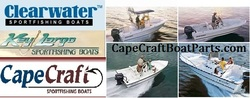 Cape Craft Boat Parts