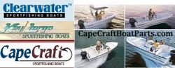 Cape Craft Boat Parts