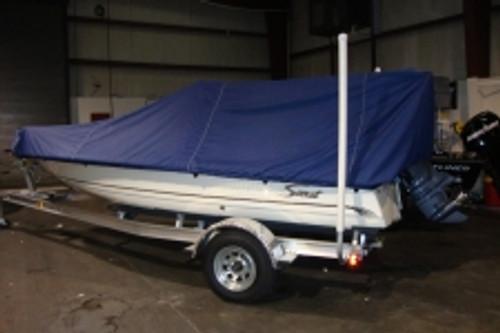 Clearwater Boat Cover 2300 Walk Around W/Hard Top ('11-12), 2300 Walk-IN CC W/T-Top ('11-12'), 2400 Baystar ('11-12')