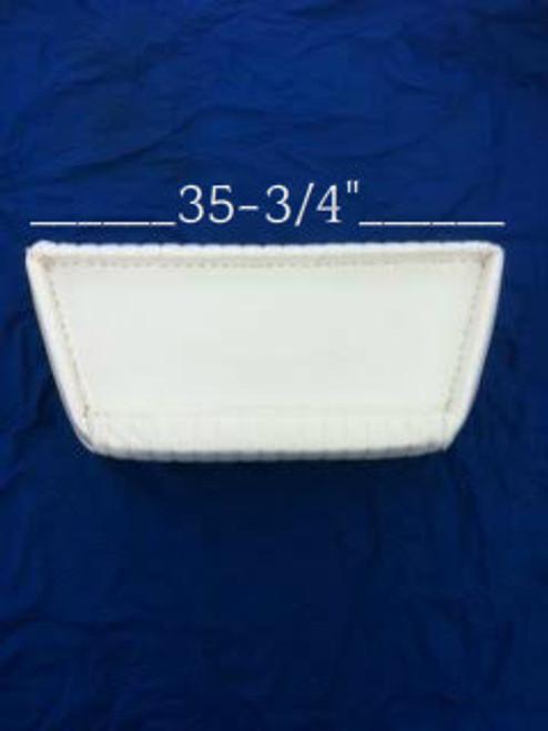 Cape Craft Console Seat Bottom Cushion