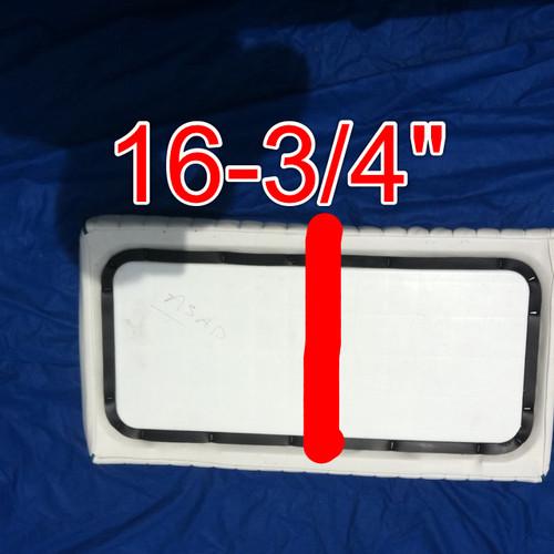 "Cooler Swingback Seat bottom cushion 31"" X 17"""