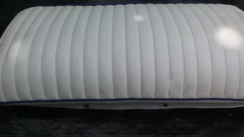 Leaning Cockpit Cushion